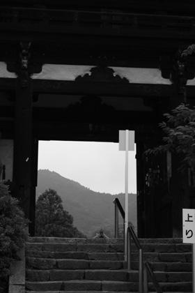 当麻寺東大門