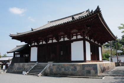 当麻寺金堂