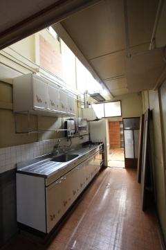 ならまちの家 キッチン