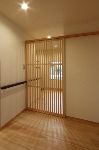 奈良にUターン 両親と隣り合う快適な住まい