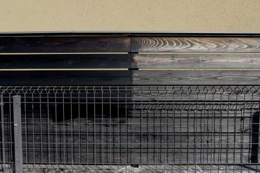 板塀のメンテナンス
