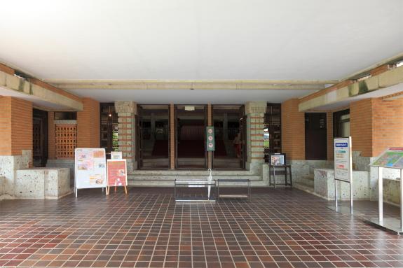 帝国ホテル(フランク・ロイド・ライト))