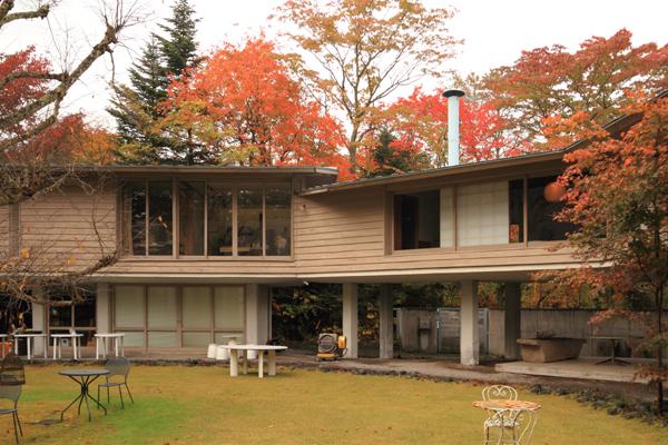 脇田邸(脇田山荘)