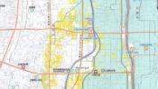 ハザードマップで浸水50cm迄の地域で出来る家の建て方をご紹介。